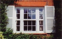 PVC Sash Windows in Ireland